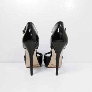 Jessica Simpson Shoes - Jessica Simpson t strap stiletto Black Sexy